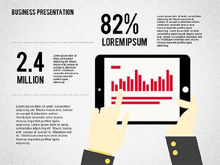 Business Presentation, Slide 5, 02106, Business Models — PoweredTemplate.com