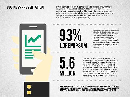 Business Presentation, Slide 7, 02106, Business Models — PoweredTemplate.com