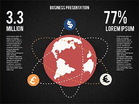 Business Presentation, Slide 9, 02106, Business Models — PoweredTemplate.com