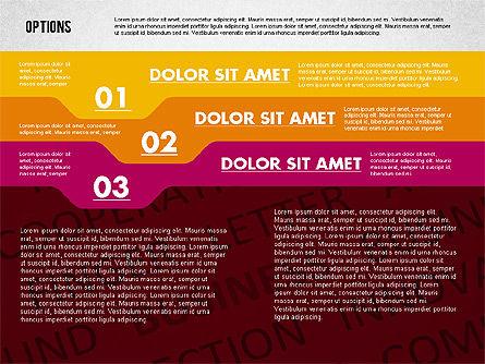 Options with Photo on Background, Slide 3, 02122, Presentation Templates — PoweredTemplate.com
