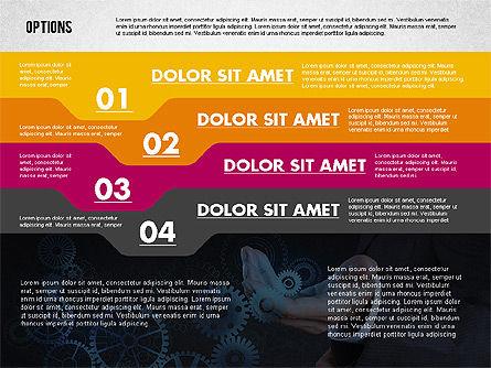 Options with Photo on Background, Slide 4, 02122, Presentation Templates — PoweredTemplate.com