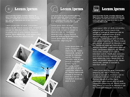Presentation with Photos, Slide 14, 02127, Presentation Templates — PoweredTemplate.com