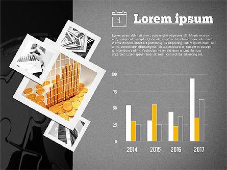 Presentation with Photos, Slide 16, 02127, Presentation Templates — PoweredTemplate.com