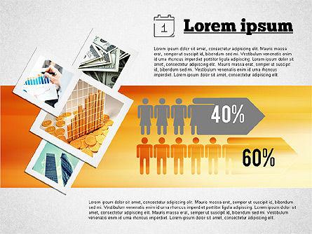 Presentation with Photos, Slide 2, 02127, Presentation Templates — PoweredTemplate.com
