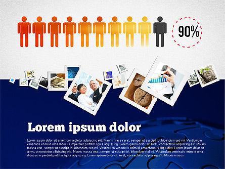 Presentation with Photos, Slide 4, 02127, Presentation Templates — PoweredTemplate.com