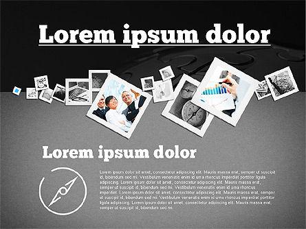 Presentation with Photos, Slide 9, 02127, Presentation Templates — PoweredTemplate.com