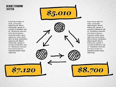 Presentation in Sketch Style, Slide 3, 02128, Business Models — PoweredTemplate.com