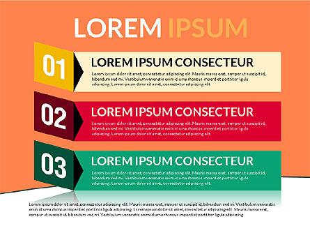 Colorful Presentation Concept, Slide 3, 02131, Presentation Templates — PoweredTemplate.com