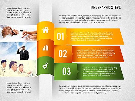 Agenda Style Options, Slide 3, 02135, Business Models — PoweredTemplate.com