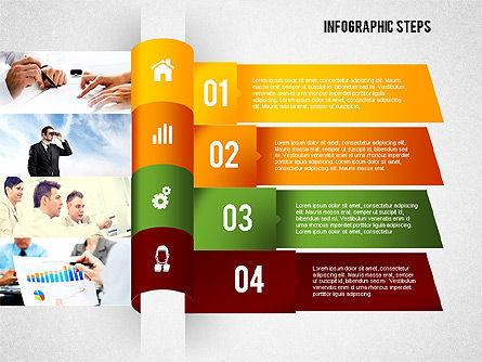 Agenda Style Options, Slide 4, 02135, Business Models — PoweredTemplate.com