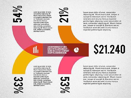 Flat Infographic Shapes Slide 2