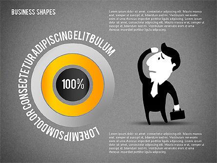 Options Set with Character, Slide 15, 02145, Business Models — PoweredTemplate.com