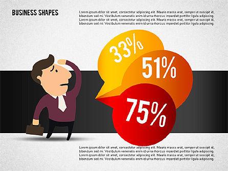 Options Set with Character, Slide 5, 02145, Business Models — PoweredTemplate.com