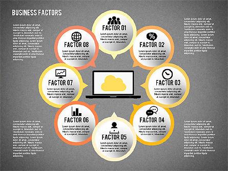 Business Factors Presentation, Slide 10, 02147, Presentation Templates — PoweredTemplate.com