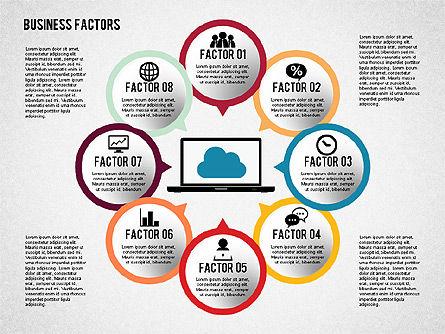 Business Factors Presentation, Slide 2, 02147, Presentation Templates — PoweredTemplate.com