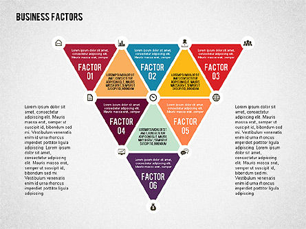 Business Factors Presentation, Slide 3, 02147, Presentation Templates — PoweredTemplate.com