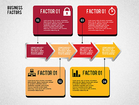 Business Factors Presentation, Slide 4, 02147, Presentation Templates — PoweredTemplate.com