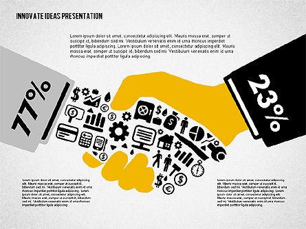 Innovative Ideas Presentation, Slide 5, 02159, Presentation Templates — PoweredTemplate.com