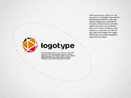 Intelligence Presentation Template, 02170, Presentation Templates — PoweredTemplate.com