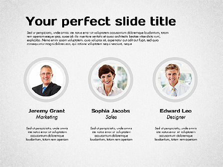 Intelligence Presentation Template, Slide 3, 02170, Presentation Templates — PoweredTemplate.com