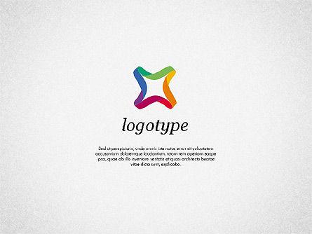 Presentation Templates: Modèle de présentation du profil de l'entreprise #02171