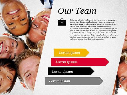 Company Profile Presentation Template - Presentation