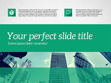 Business Consulting Presentation Template, Slide 10, 02172, Presentation Templates — PoweredTemplate.com
