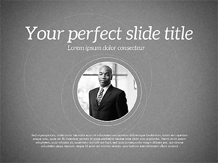 Business Consulting Presentation Template, Slide 12, 02172, Presentation Templates — PoweredTemplate.com