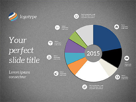 Business Consulting Presentation Template, Slide 13, 02172, Presentation Templates — PoweredTemplate.com