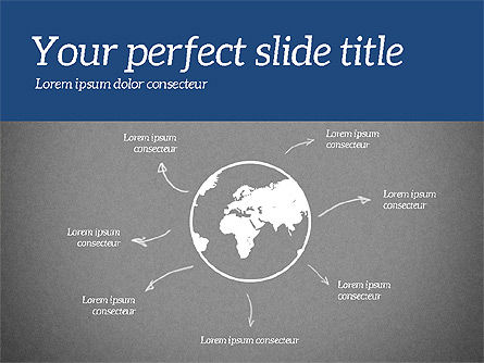 Business Consulting Presentation Template, Slide 14, 02172, Presentation Templates — PoweredTemplate.com