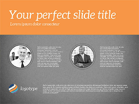 Business Consulting Presentation Template, Slide 17, 02172, Presentation Templates — PoweredTemplate.com