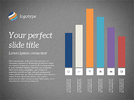 Business Consulting Presentation Template, Slide 19, 02172, Presentation Templates — PoweredTemplate.com