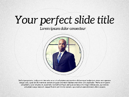 Business Consulting Presentation Template, Slide 2, 02172, Presentation Templates — PoweredTemplate.com