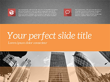 Business Consulting Presentation Template, Slide 20, 02172, Presentation Templates — PoweredTemplate.com