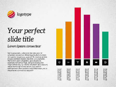 Business Consulting Presentation Template, Slide 9, 02172, Presentation Templates — PoweredTemplate.com