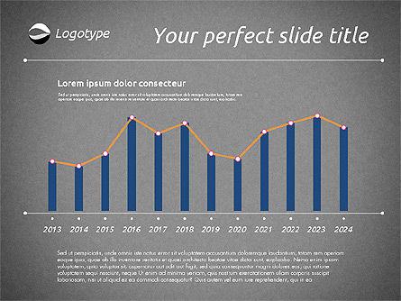 Elegant Presentation Template, Slide 13, 02174, Presentation Templates — PoweredTemplate.com