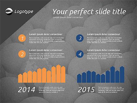 Elegant Presentation Template, Slide 18, 02174, Presentation Templates — PoweredTemplate.com