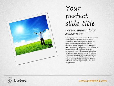 Big Idea Presentation Template, Slide 2, 02176, Presentation Templates — PoweredTemplate.com
