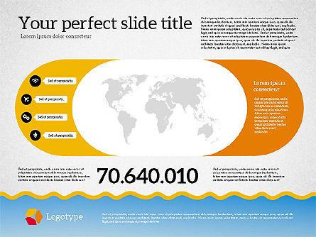 Travel Agency Presentation Template, Slide 10, 02179, Presentation Templates — PoweredTemplate.com