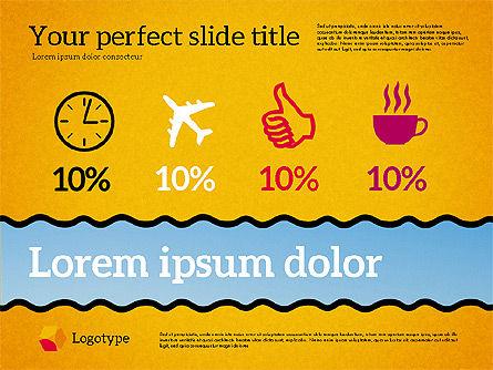 Travel Agency Presentation Template, Slide 14, 02179, Presentation Templates — PoweredTemplate.com