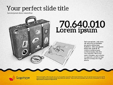 Travel Agency Presentation Template, Slide 15, 02179, Presentation Templates — PoweredTemplate.com