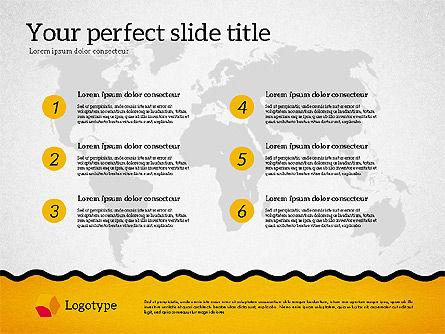 Travel Agency Presentation Template, Slide 16, 02179, Presentation Templates — PoweredTemplate.com