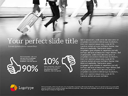 Travel Agency Presentation Template, Slide 17, 02179, Presentation Templates — PoweredTemplate.com