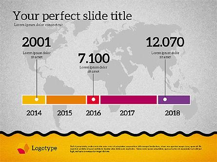 Travel Agency Presentation Template, Slide 18, 02179, Presentation Templates — PoweredTemplate.com