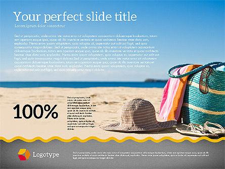 Travel Agency Presentation Template, Slide 3, 02179, Presentation Templates — PoweredTemplate.com