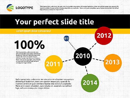 Time Management Presentation Template, Slide 10, 02180, Presentation Templates — PoweredTemplate.com