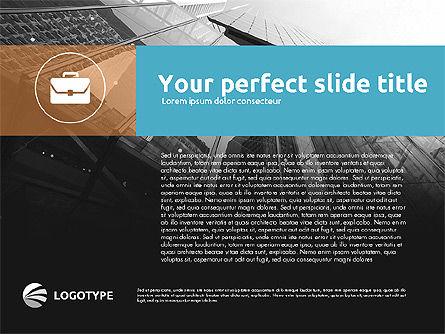Time Management Presentation Template, Slide 16, 02180, Presentation Templates — PoweredTemplate.com