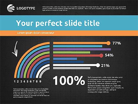 Time Management Presentation Template, Slide 17, 02180, Presentation Templates — PoweredTemplate.com