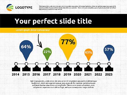 Time Management Presentation Template, Slide 4, 02180, Presentation Templates — PoweredTemplate.com