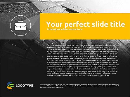 Time Management Presentation Template, Slide 6, 02180, Presentation Templates — PoweredTemplate.com